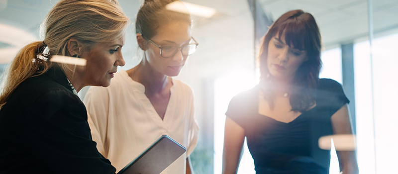 2/3 of women business owners not taken seriously