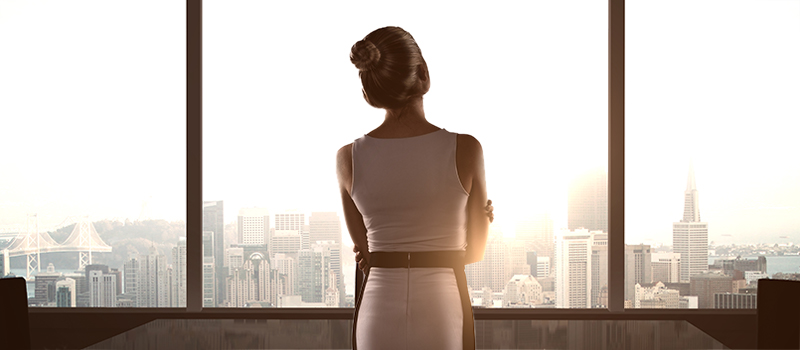 How can women overcome the barriers to becoming CEOs?