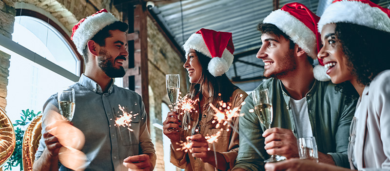 Five ways to keep staff morale high this Christmas