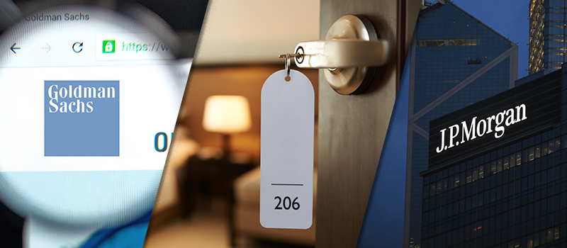 Banking giants to pay new starters to quarantine in hotels