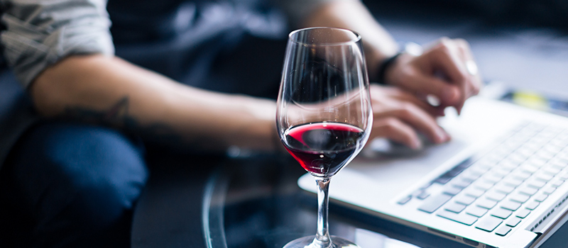 Boss 'forces' drinking on post-work Zoom happy hour