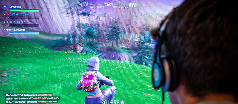 Why this firm invites candidates to play Fortnite