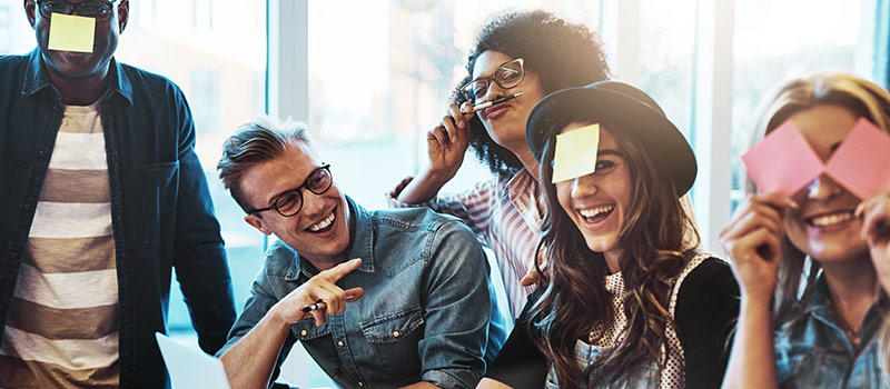 GSOH required: Why being funny at work can help your career