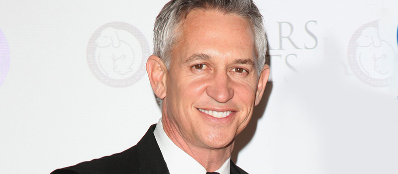Gary Lineker revealed as BBC's highest paid star