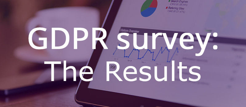 GDPR and Executive Search Survey: The Results