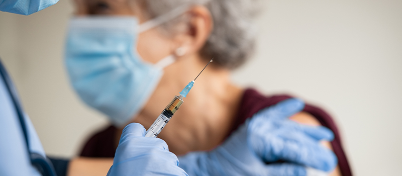 COVID-19 vaccine 'made possible' by workplace gender equality, says medical chief