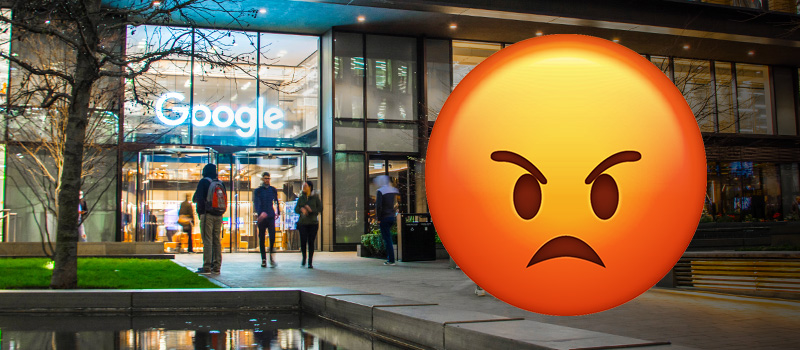 Google's 'two tier' remote work plan sparks employee anger