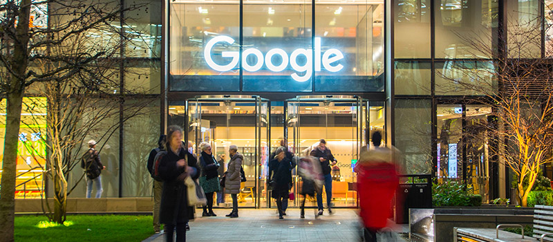 Google diversity lead removed following anti-Semitic blog post