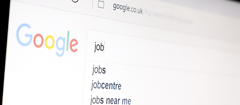 THESE are the most Googled jobs