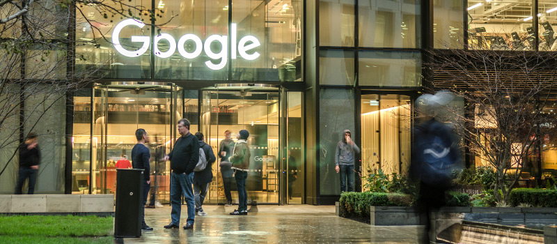 Google staff told they can't expense food or perks
