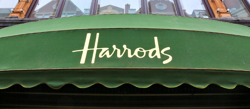 Harrods' new approach to brand values and employee experience