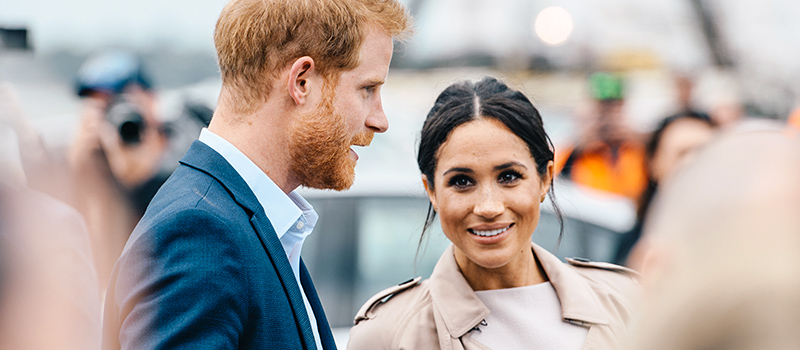 Prince Harry and Meghan looking to hire 'manny' to care for new baby