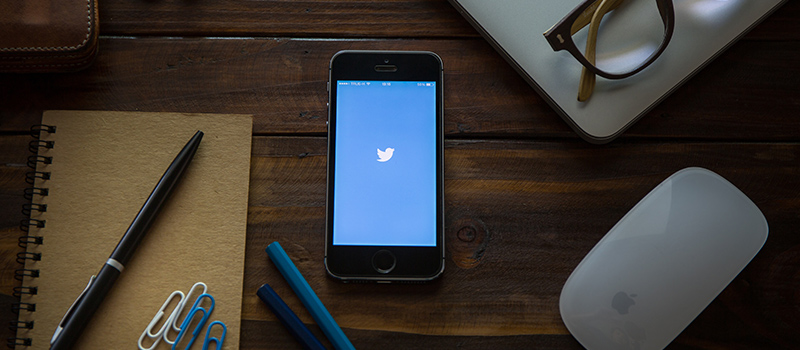 Firm prioritises Twitter followers and class when recruiting