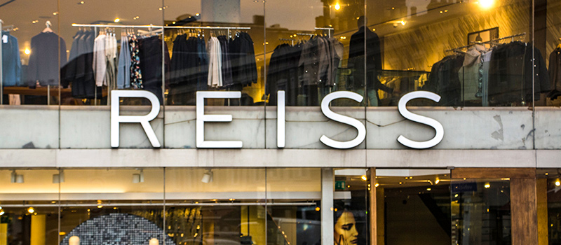 "HR at Reiss: ""It's pretty Google-y"""