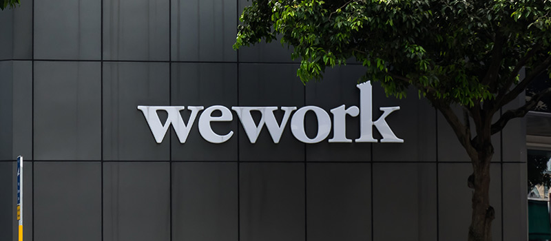 WeWork HR boss sued over pay failings and discrimination