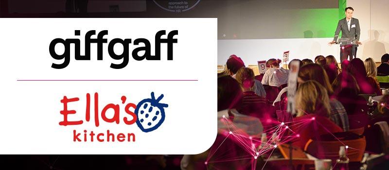 GiffGaff & Ella's Kitchen on empowering your staff