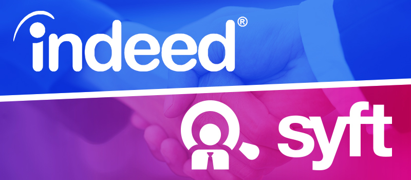 Indeed acquires Syft - just one month after another strategic partnership