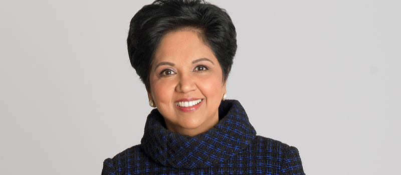 PepsiCo's CEO Indra Nooyi steps down