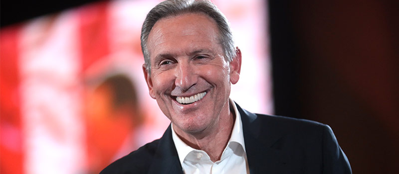5 inspiring business quotes from Howard Schultz