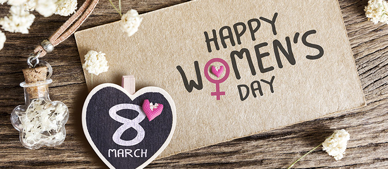 What does International Women's Day mean for HR?