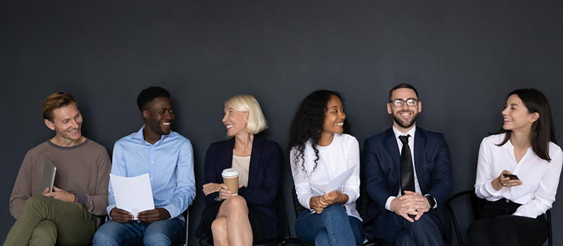 An overview of current diversity efforts in recruitment
