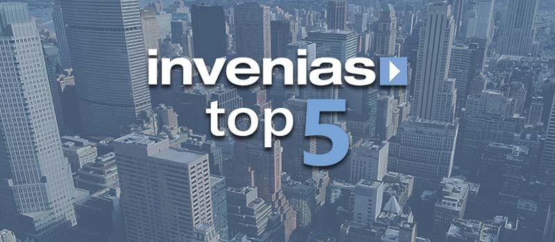 Invenias Top 5