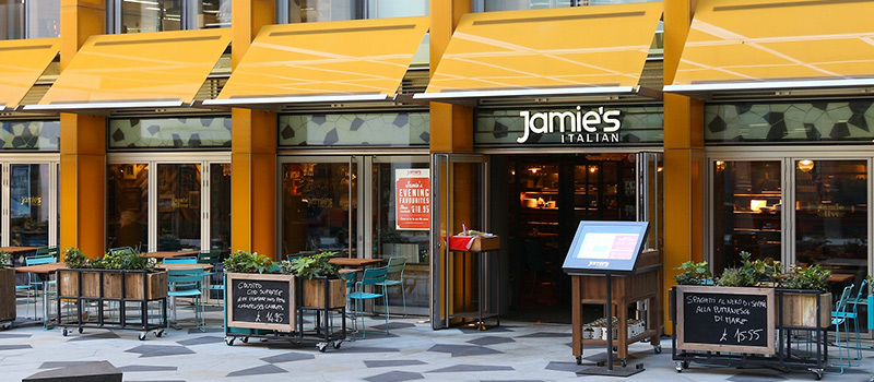 Jamie Oliver's personal brand couldn't save his restaurant empire