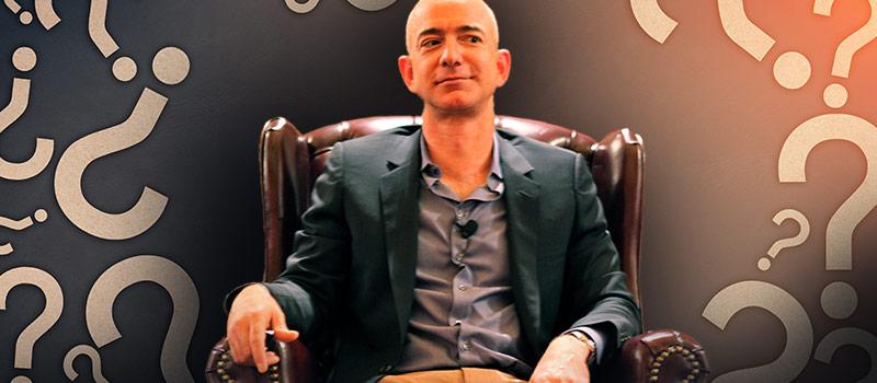 UNVEILED: Jeff Bezos' stringent Amazon interview technique