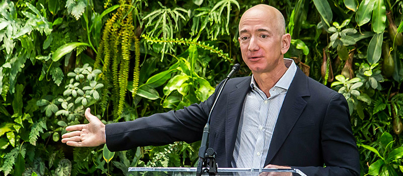 'Jeff Bezos is so rich…': Amazon CEO called out in multiple jokes during opening of Oscars