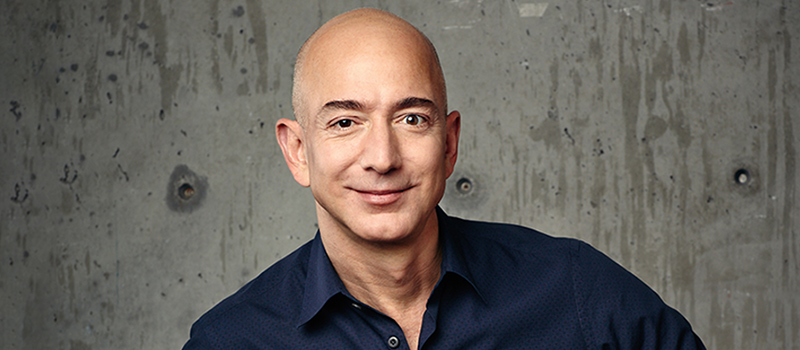 How to mimic Jeff Bezos' corporate success