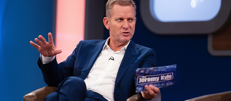 Ex-recruitment consultant Jeremy Kyle speaks out over axed show