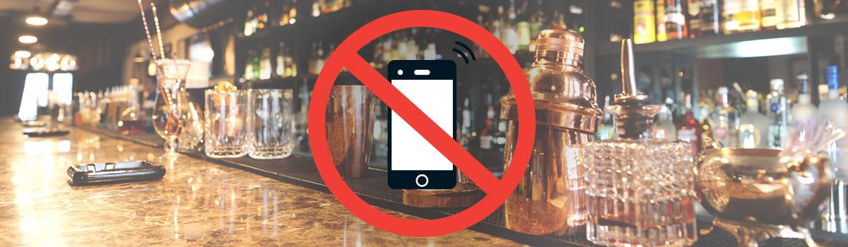 Job ad says no phones allowed