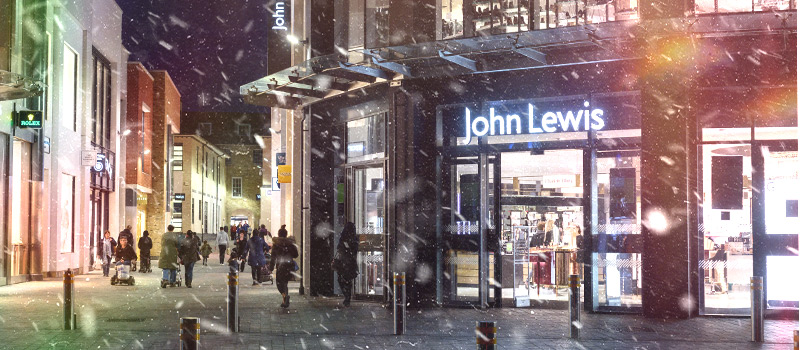 John Lewis Partnership launches festive hiring spree & offers THIS