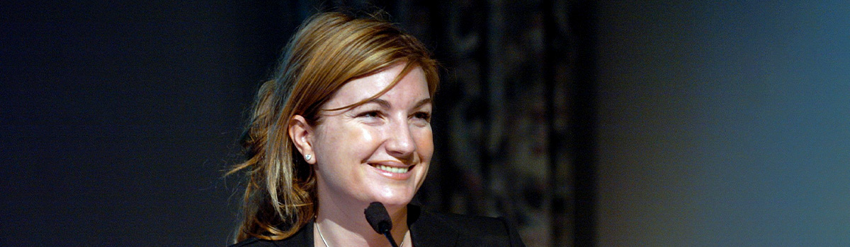 Karren Brady CBE shares key ingredients to be a leader
