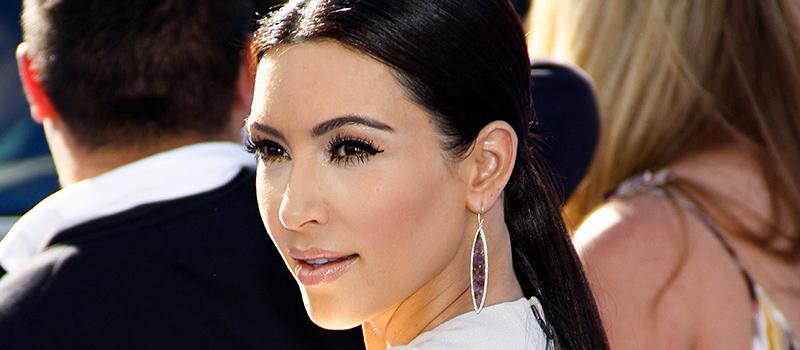 Kim Kardashian turns recruiter for the day