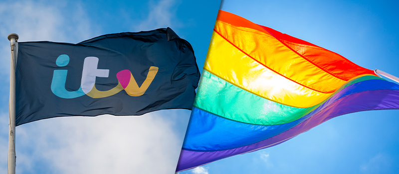 ITV boss highlights LGBT+ dilemma over aims for diverse line-up