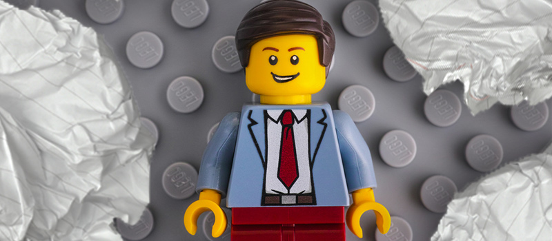 Candidate's Lego CV builds on recruiters love of the unusual