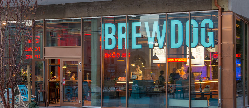 5 lessons on eco-leadership from Brewdog's James Watt