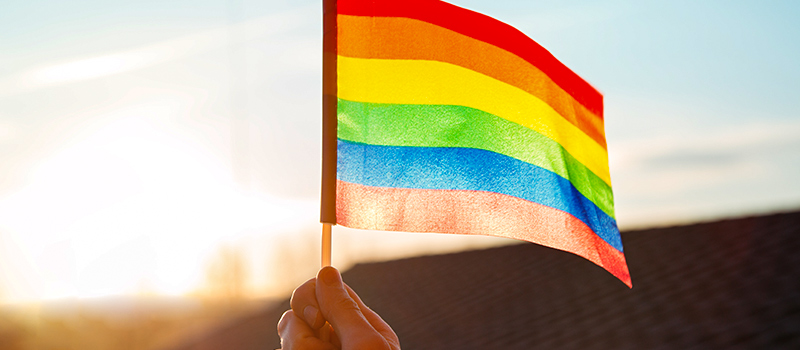 LGBT+ workers earn less than straight counterparts