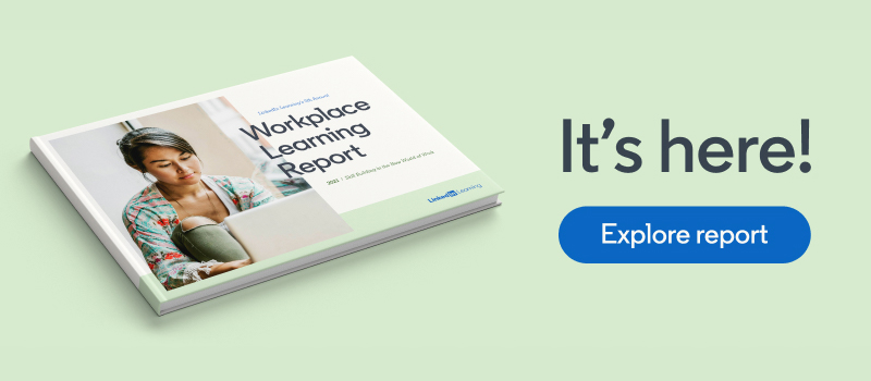 Your Guide to Skill Building in the New World of Work