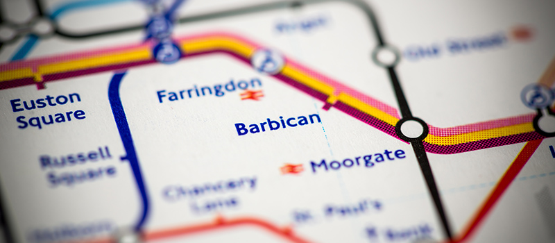 Twist on iconic London tube map could spark 'brain drain' debate