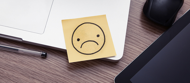 Shock amount of recruiters feel 'angry' & 'miserable'