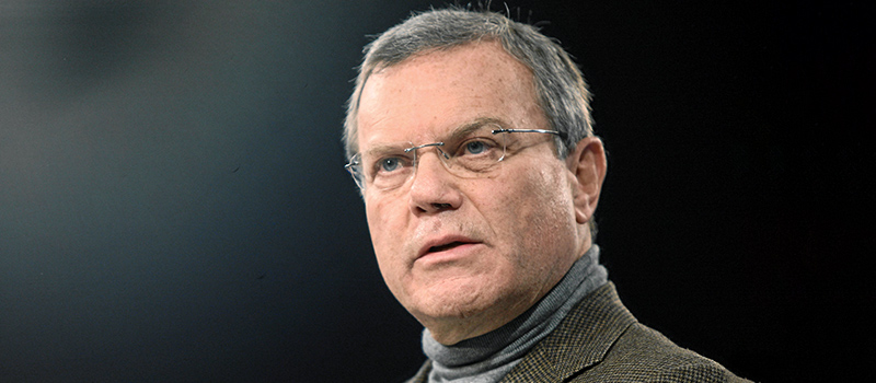 Sir Martin Sorrell accused of using WPP money to pay for sex worker