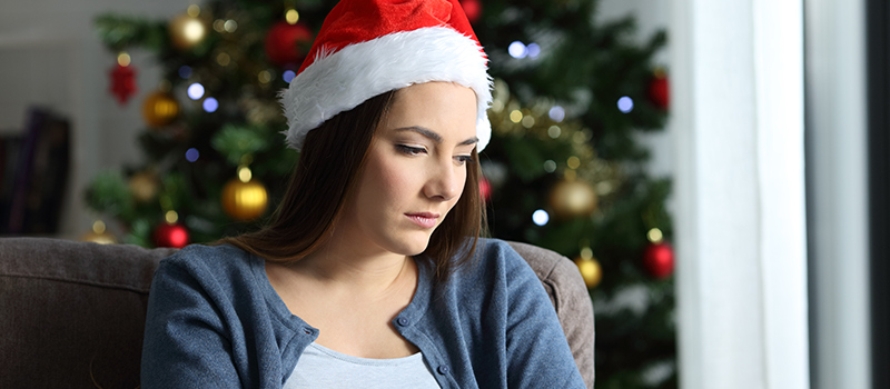 New mother 'excluded' from office Xmas party