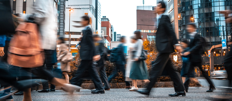 The five crucial areas for the future of work