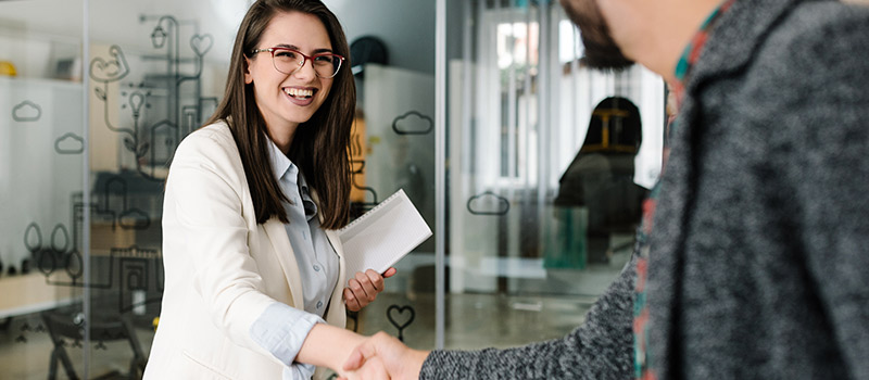 Why meeting your recruiter in person can propel your job search forward