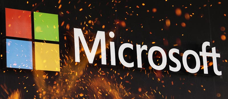 Microsoft fire concerning numbers of staff accused of harassment
