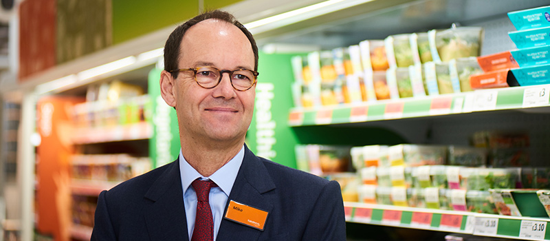 Sainsbury's CEO sings 'We're in the Money' as staff fear job cuts