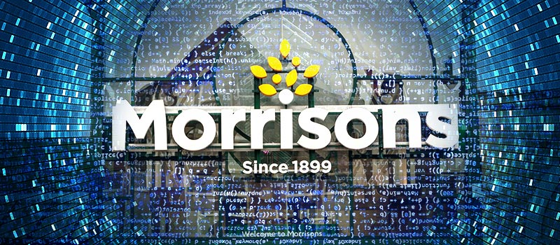Supermarket Morrisons in 'first-of-a-kind' data breach case