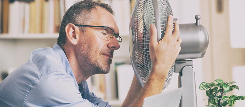 How to keep staff motivated when it's hot